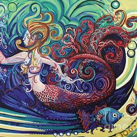 Genevieve Esson - Mermaid Gargoyle