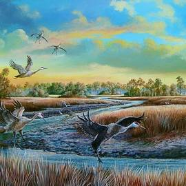 Daniel Butler - Merritt Island National Wildlife Refuge-Florida