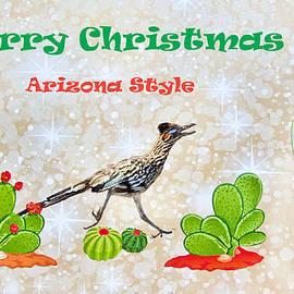 Barbara Manis - Merry Christmas-Arizona Style