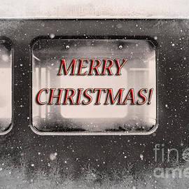 Janice Rae Pariza - Merry Christmas Red