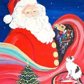 Phyllis Kaltenbach - Merry Christmas to All