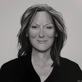 Paul  Meijering - Meryl Streep