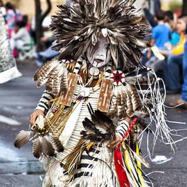 Tony Lopez - Mescalero Indian Dancer