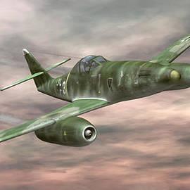 Walter Colvin - Messerschmitt Me-262