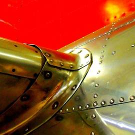 Randall Weidner - Metal Rivets
