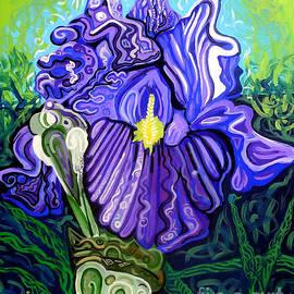 Genevieve Esson - Metaphysical Iris