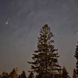 Brent L Ander - Meteor over Schoodic 0843