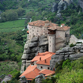 Grigorios Moraitis - Meteora Monasteries