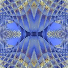 Joan Carroll - Metropol Parasol Duvet Cover