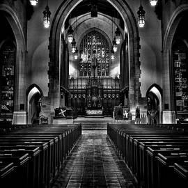 Brian Carson - Metropolitan United Church 1 Toronto Canada