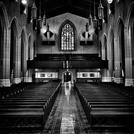 Brian Carson - Metropolitan United Church 2 Toronto Canada