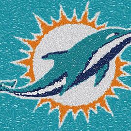 Jack Zulli - Miami Dolphins Mosaic