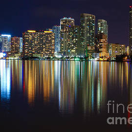 Rene Triay Photography - Miami Skyline III high res