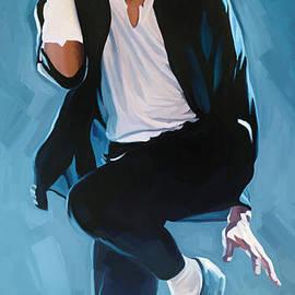 Sheraz A - Michael Jackson Artwork 3