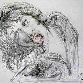 Lyric Lucas - Mick Jagger