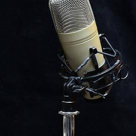Paul Ward - Microphone on Black