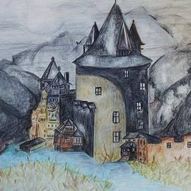 Deborah Gorga - Midievil Castle