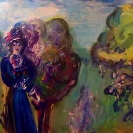 Judith Desrosiers - Midmorning stroll