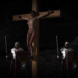 Ramon Martinez - Midnight crucifixion