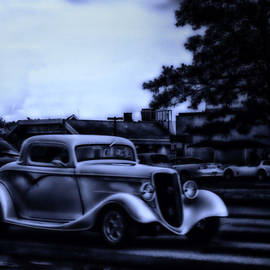 Thomas Woolworth - MidNight Cruising