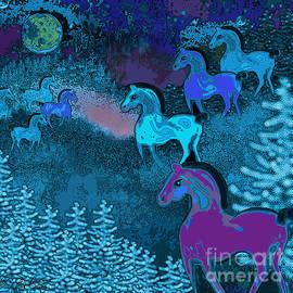 Carol Jacobs - Midnight Horses