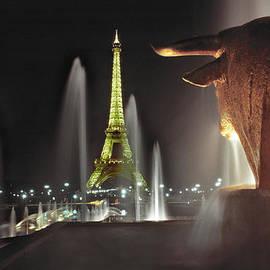 Daniel Furon - Midnight in Paris Trocadero