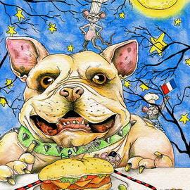 Julie McDoniel - Midnight snack