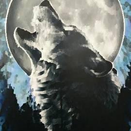 Blackwater Studio - Midnight Wolf