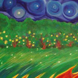 First Star Art  - Midsummer by jrr