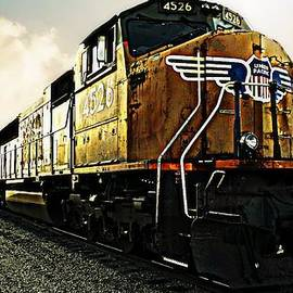 CJ Anderson - Mighty Union Pacific