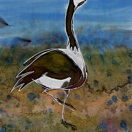 Carolyn Doe - Migration Series Geese