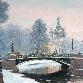 Alexander Alexandrovsky - Mikhailovsky Garden