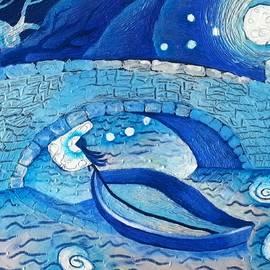 Corey Habbas - Mild Night Winds Blowing a Wish Under A Bridge