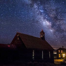 Cat Connor - Milky Way at Bodie
