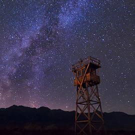 Cat Connor - Milky Way at Manzanar