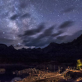 Cat Connor - Milky Way over Lake Sabrina