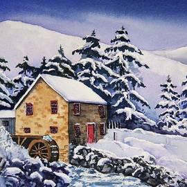 Eva Nichols - Mill Creek in Winter