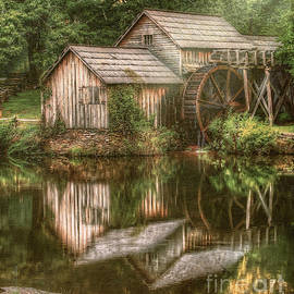 Darren Fisher - Mill on The Blue Ridge