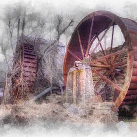 Rick Lloyd - Mill Wheels