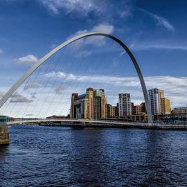 Trevor Kersley - Millennium Bridge Gateshead