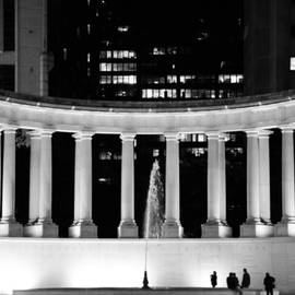 Christine Till - Millennium Monument and Fountain Chicago