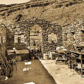 Robert Bales - Miner Cabin