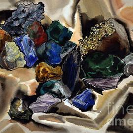 Joan Hartenstein - Minerals