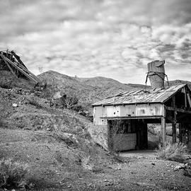 Troy Montemayor - Mining Structures Darwin Hills CA