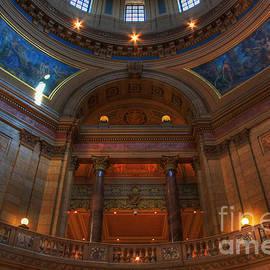Wayne Moran - Minnesota State Capitol Balcony
