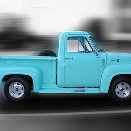 Barbara Chichester - Mint 1956 Ford F100