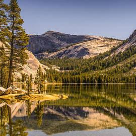 Janis Knight - Mirror Lake Yosemite