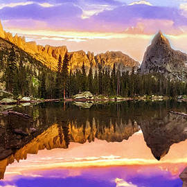 Bob and Nadine Johnston - Mirror Lake Yosemite National Park