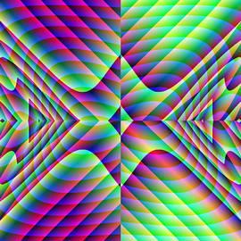 Joel Kahn - Mirrored Arrowheads