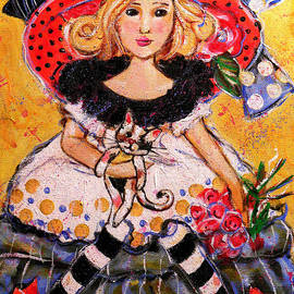Kimberly Van Rossum - Miss Muffets Cat